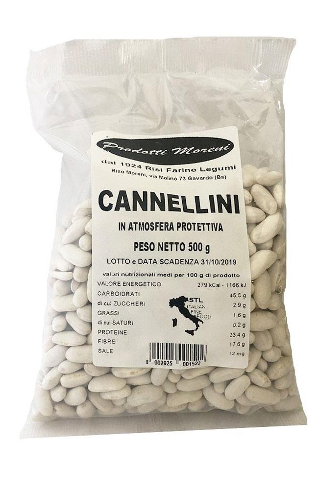 Riso Moreni - Fagioli Cannellini