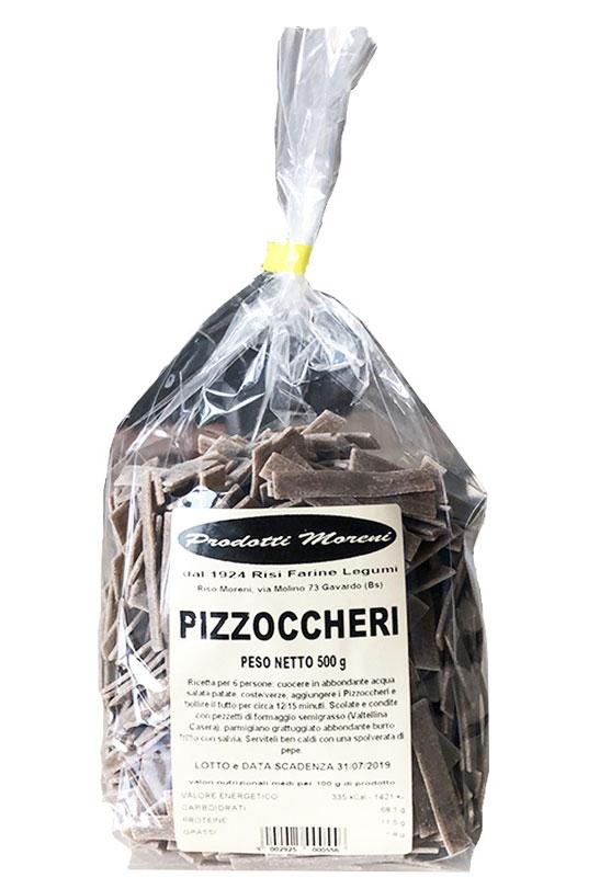 Riso Moreni - Pizzoccheri